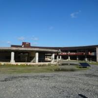 大川小学校の跡地です