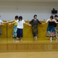 フラダンス教室