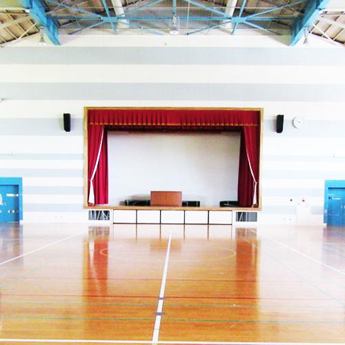 ホール(体育館)